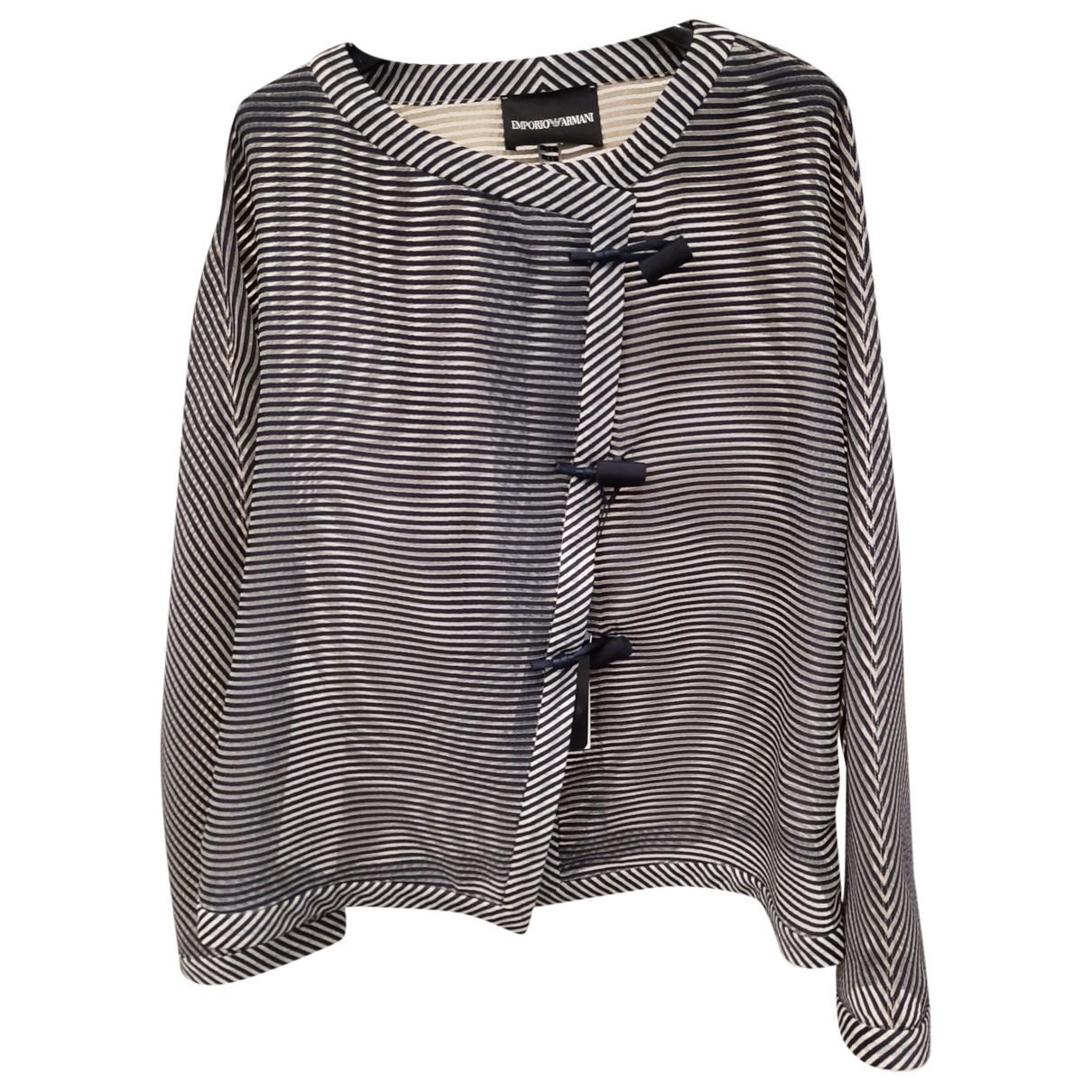 Emporio Armani \N Pullover in  Bunt Polyester