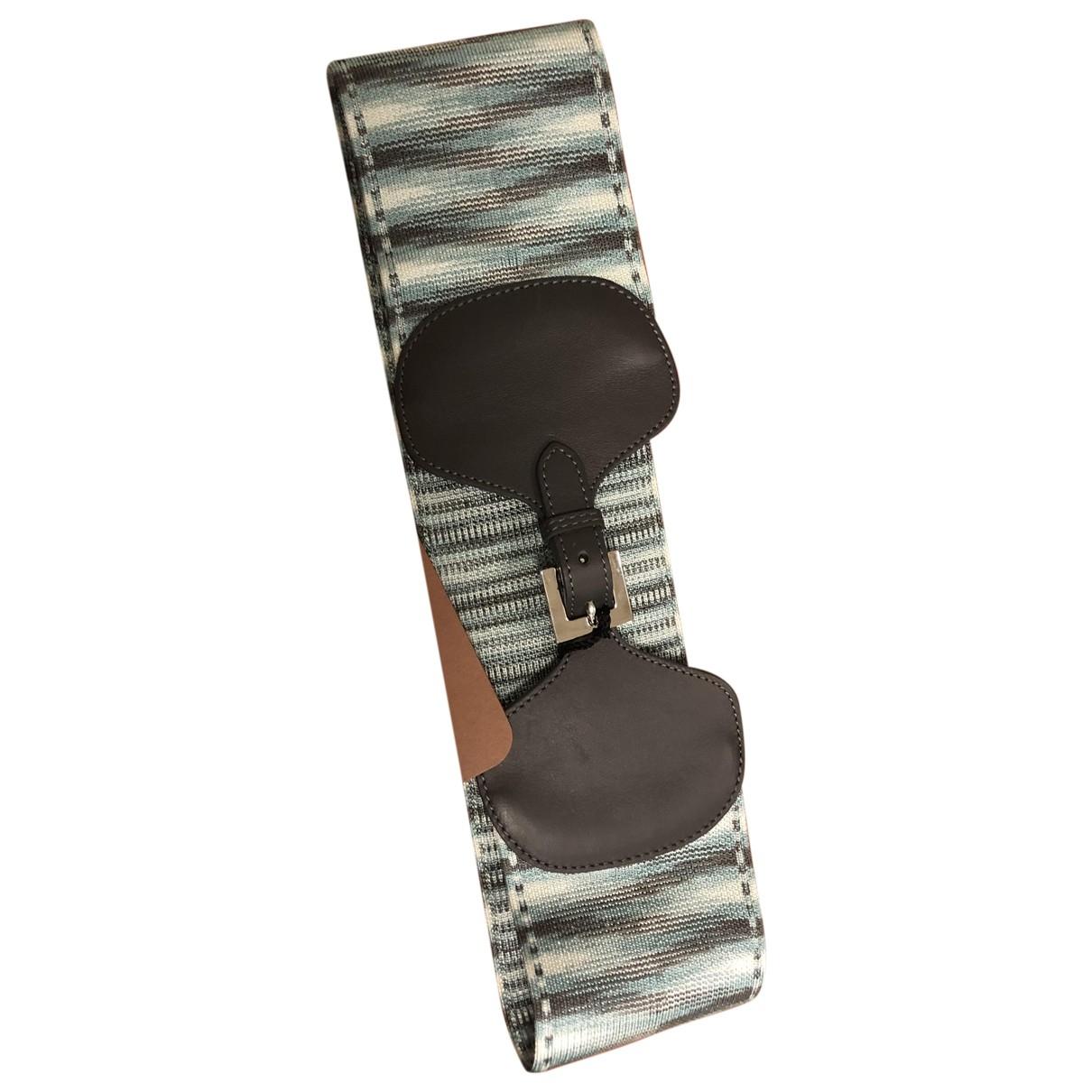 Missoni \N Grey belt for Women S International