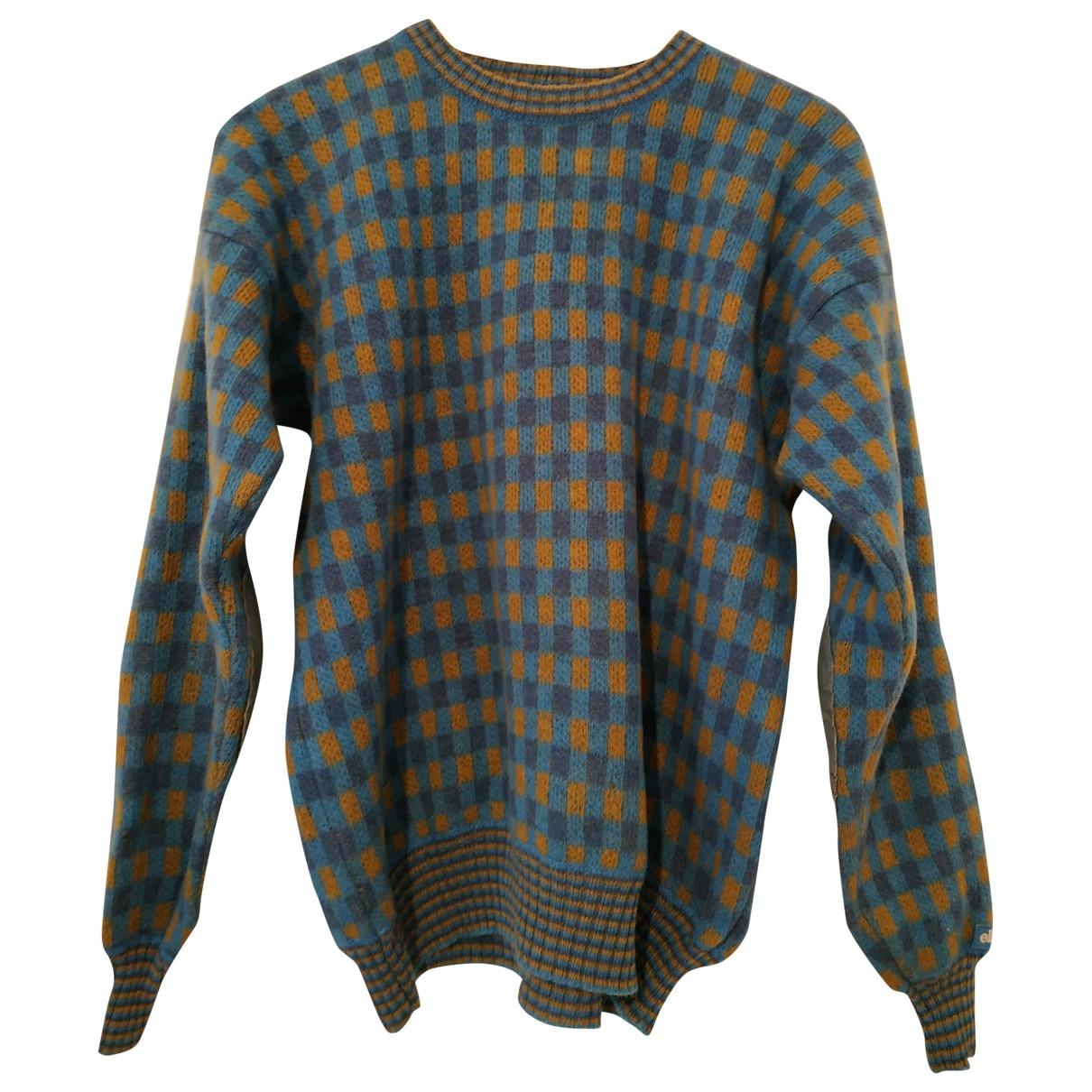 Ellesse \N Pullover.Westen.Sweatshirts  in  Bunt Wolle
