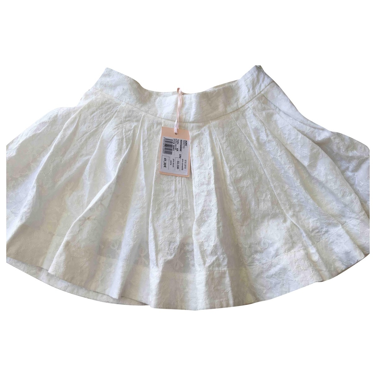 Repetto \N Beige Cotton skirt for Kids 4 years - up to 102cm FR