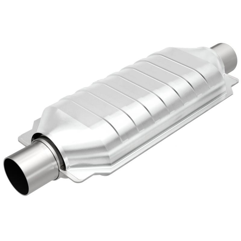 MagnaFlow 51505 Exhaust Products Universal Catalytic Converter - 2.25in.