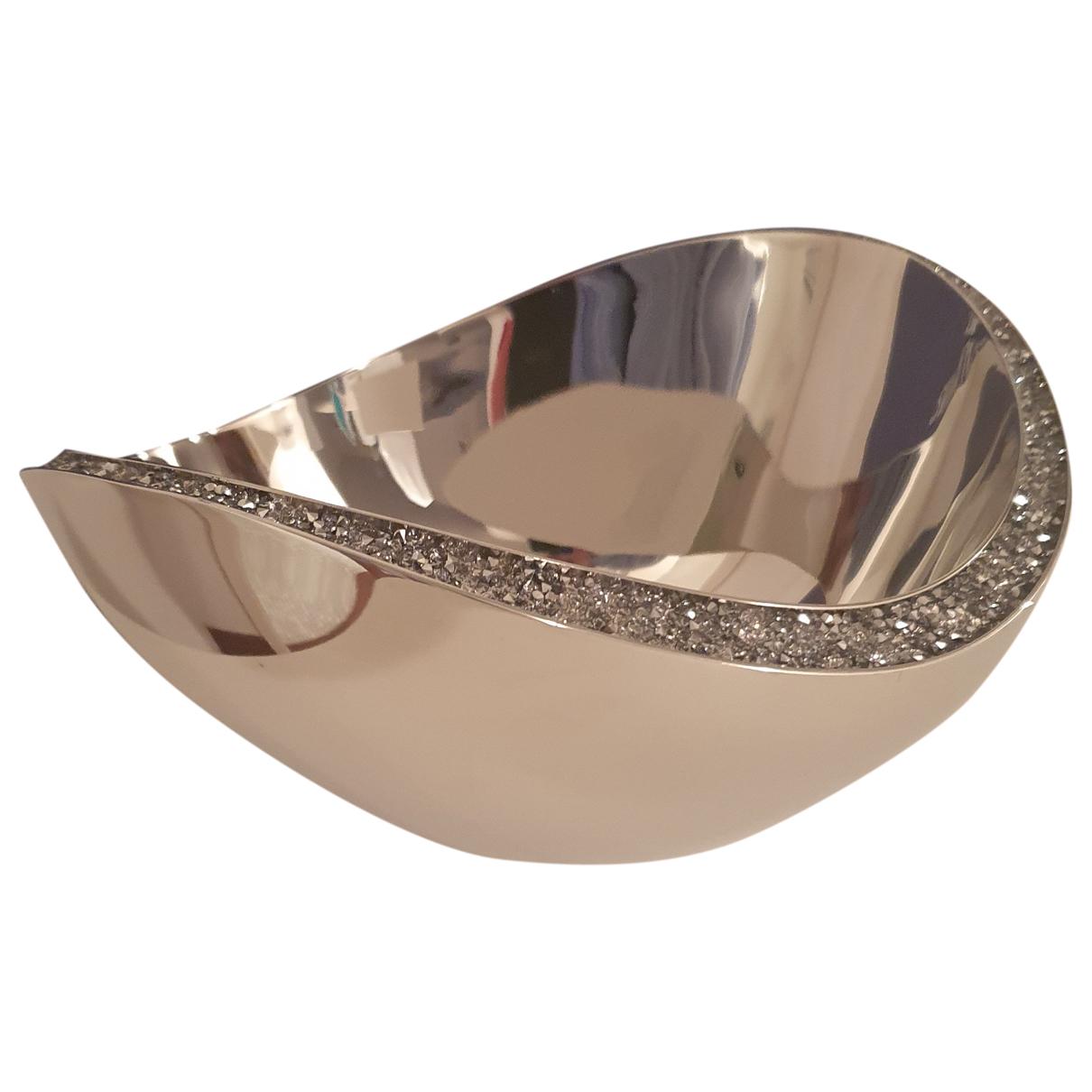 Swarovski \N Accessoires und Dekoration in  Silber Stahl