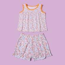 Toddler Girls Ditsy Floral PJ Set