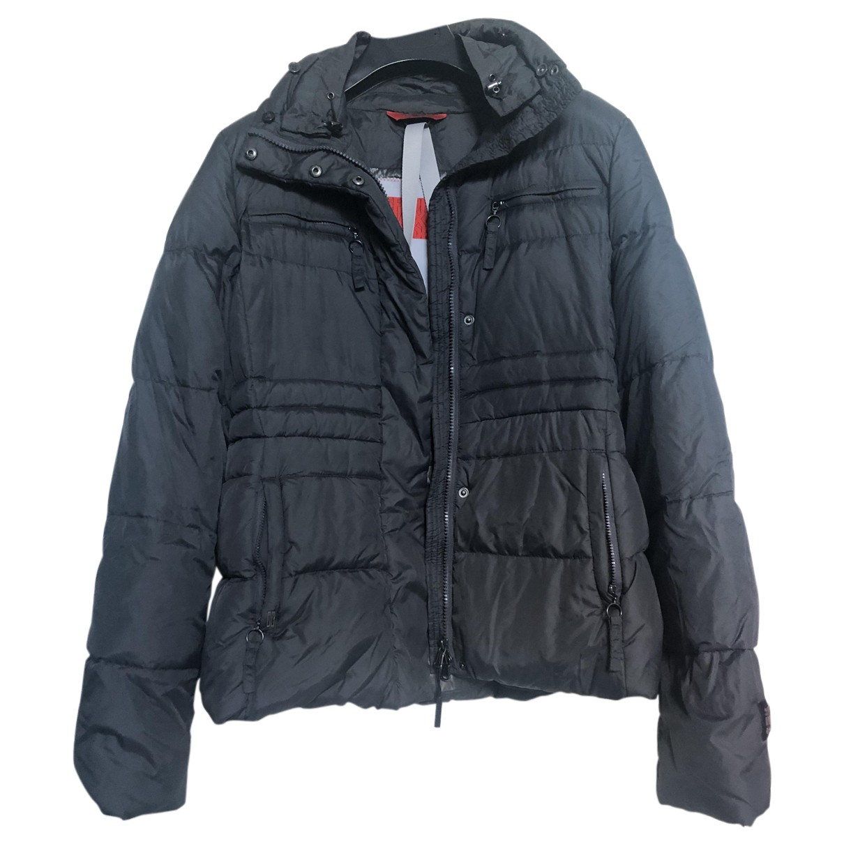 Sport Max \N Trench in  Anthrazit Polyester
