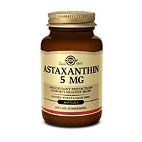Astaxanthin 30 S Gels by Solgar