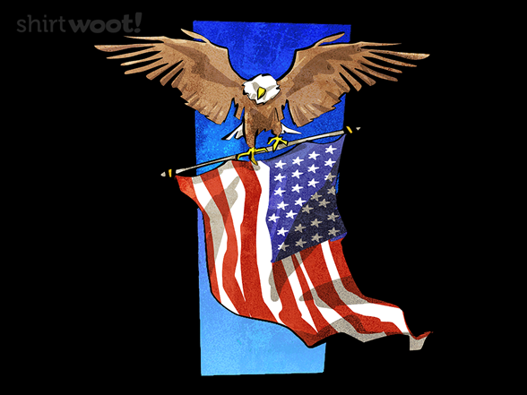 4th Of July Eagle T Shirt