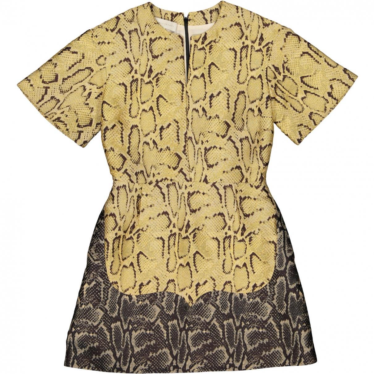 Stella Mccartney \N Beige dress for Women 40 IT