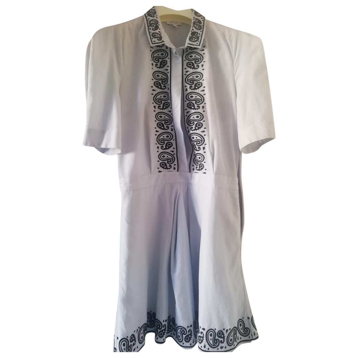 & Stories \N Blue Cotton dress for Women 38 FR