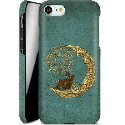 Apple iPhone 8 Smartphone Huelle - Moon Travel von Eric Fan
