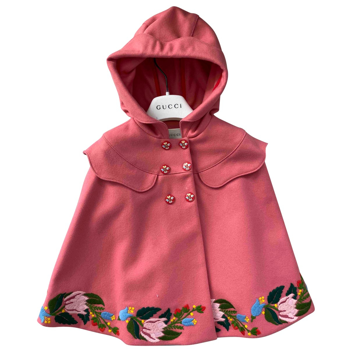 Gucci \N Pink Wool jacket & coat for Kids 2 years - up to 86cm FR