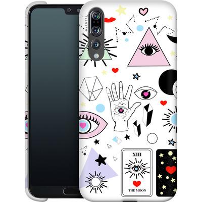 Huawei P20 Pro Smartphone Huelle - Evil Eye von Mukta Lata Barua