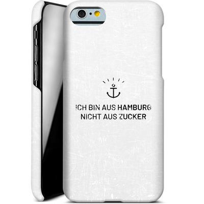 Apple iPhone 6s Smartphone Huelle - Ich Bin Aus Hamburg von caseable Designs
