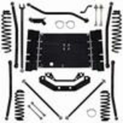 Rock Krawler 5.5 Inch X Factor Plus Long Arm Lift Kit - TJ55XFLA-02