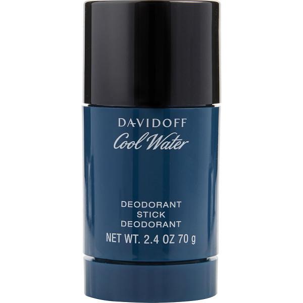 Cool Water Pour Homme - Davidoff desodorante en stick 70 G