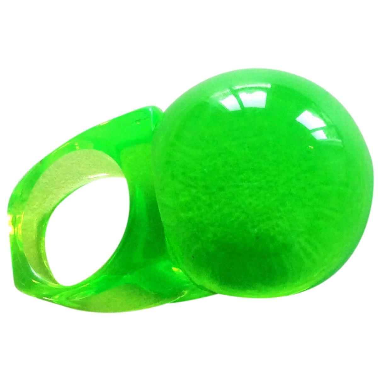 - Bague   pour femme - vert