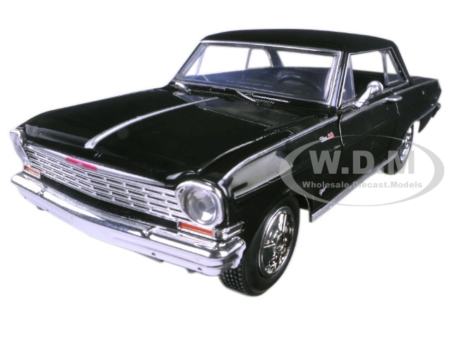1964 Chevrolet Nova SS Black