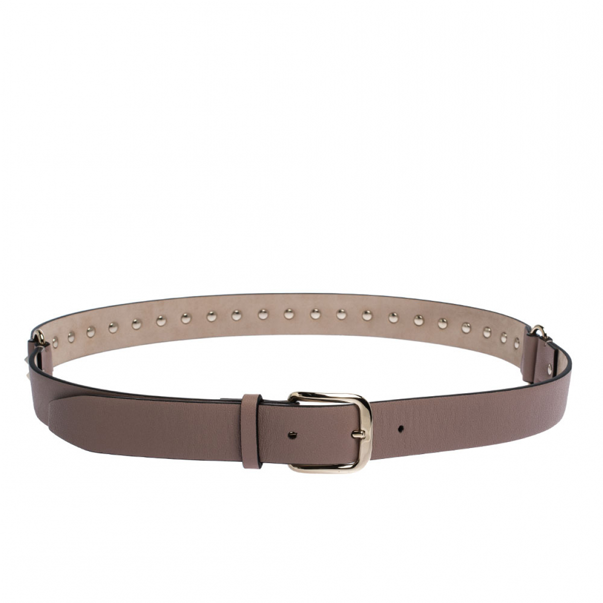 Autre Marque \N Beige belt for Women 90 cm