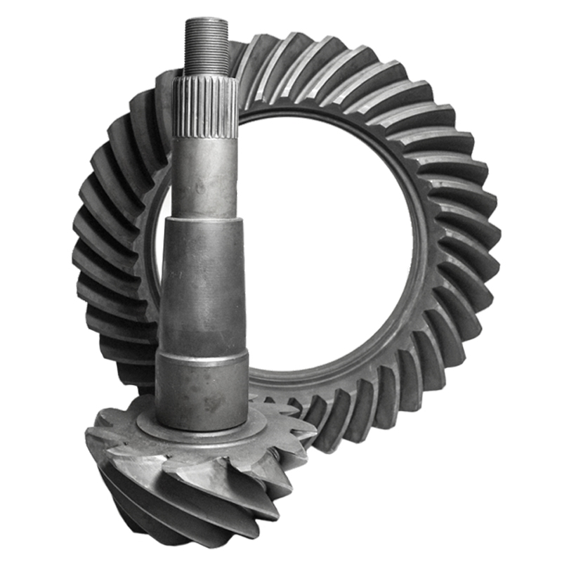 Ford 10.25 Inch 5.13 Ratio Ring/Long Pinion Nitro Gear and Axle