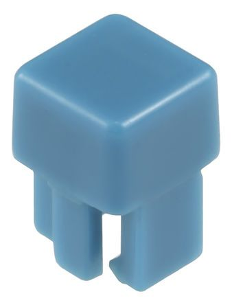 Alps Alpine Blue Tactile Switch Cap for use with SKHH Series TACT Switch (5)