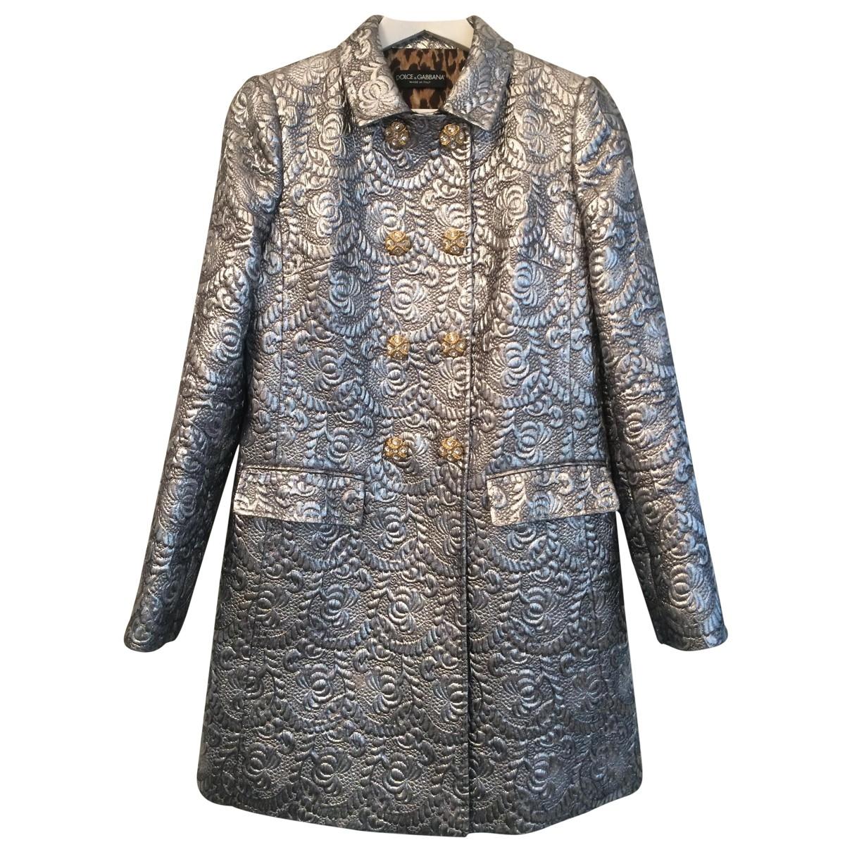 Abrigo Dolce & Gabbana