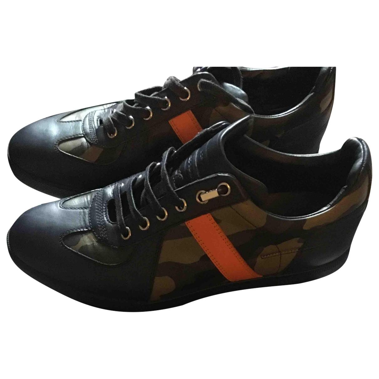 Dior Homme \N Sneakers in  Bunt Leder