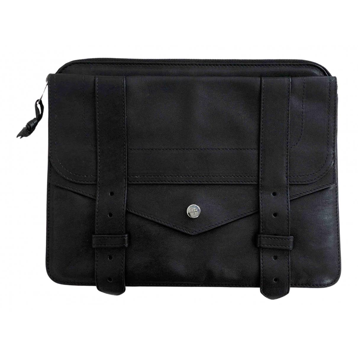 Proenza Schouler - Accessoires   pour lifestyle en cuir - noir
