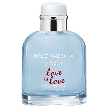 DOLCE&GABBANA Light Blue Love Is Love Pour Homme Eau de Toilette, One Size , No Color Family