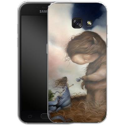 Samsung Galaxy A3 (2017) Silikon Handyhuelle - Kindered Spirits von Dan May