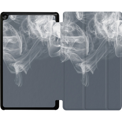 Amazon Fire HD 8 (2018) Tablet Smart Case - Smoking von caseable Designs