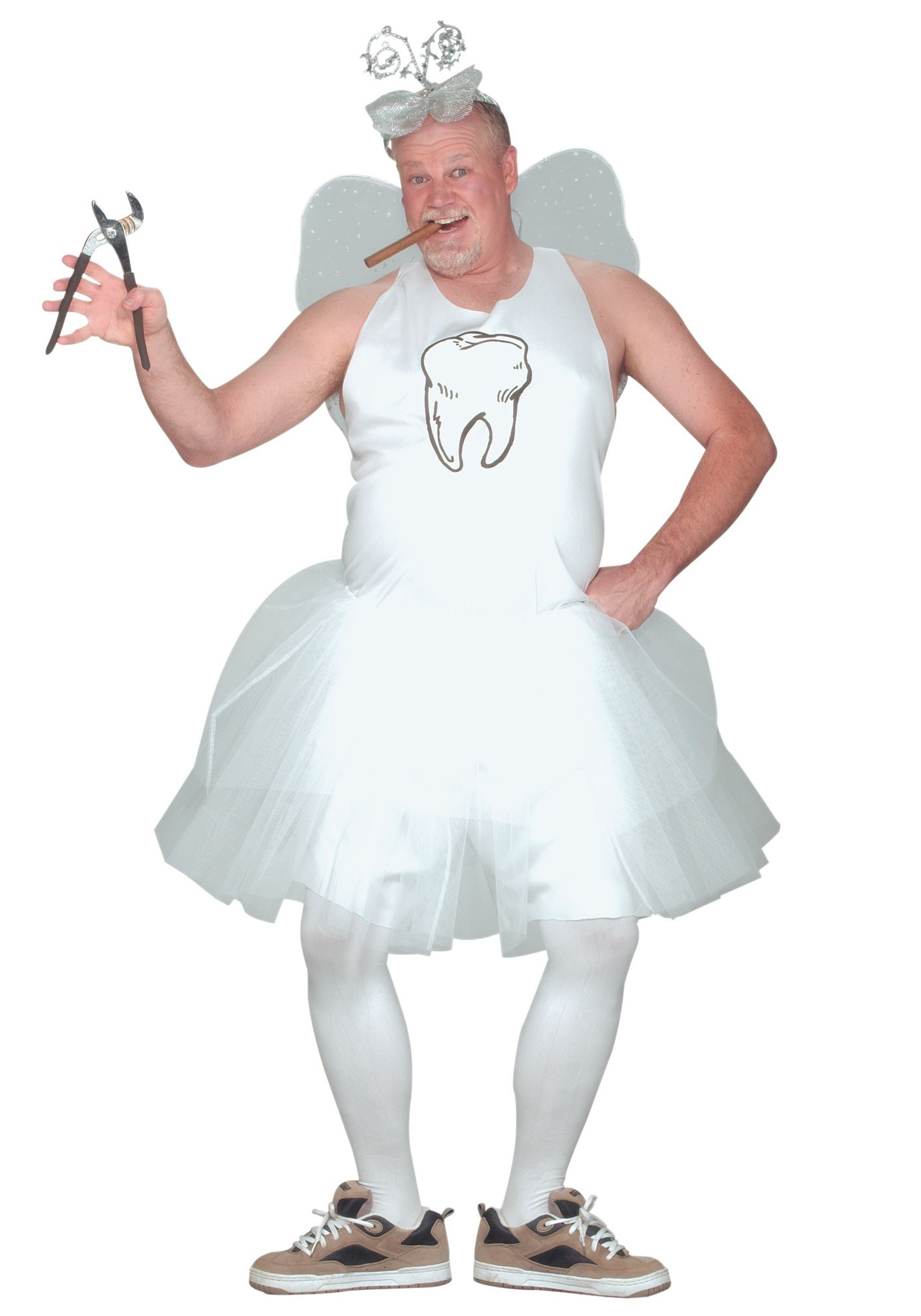 Mens Tooth Fairy Costume