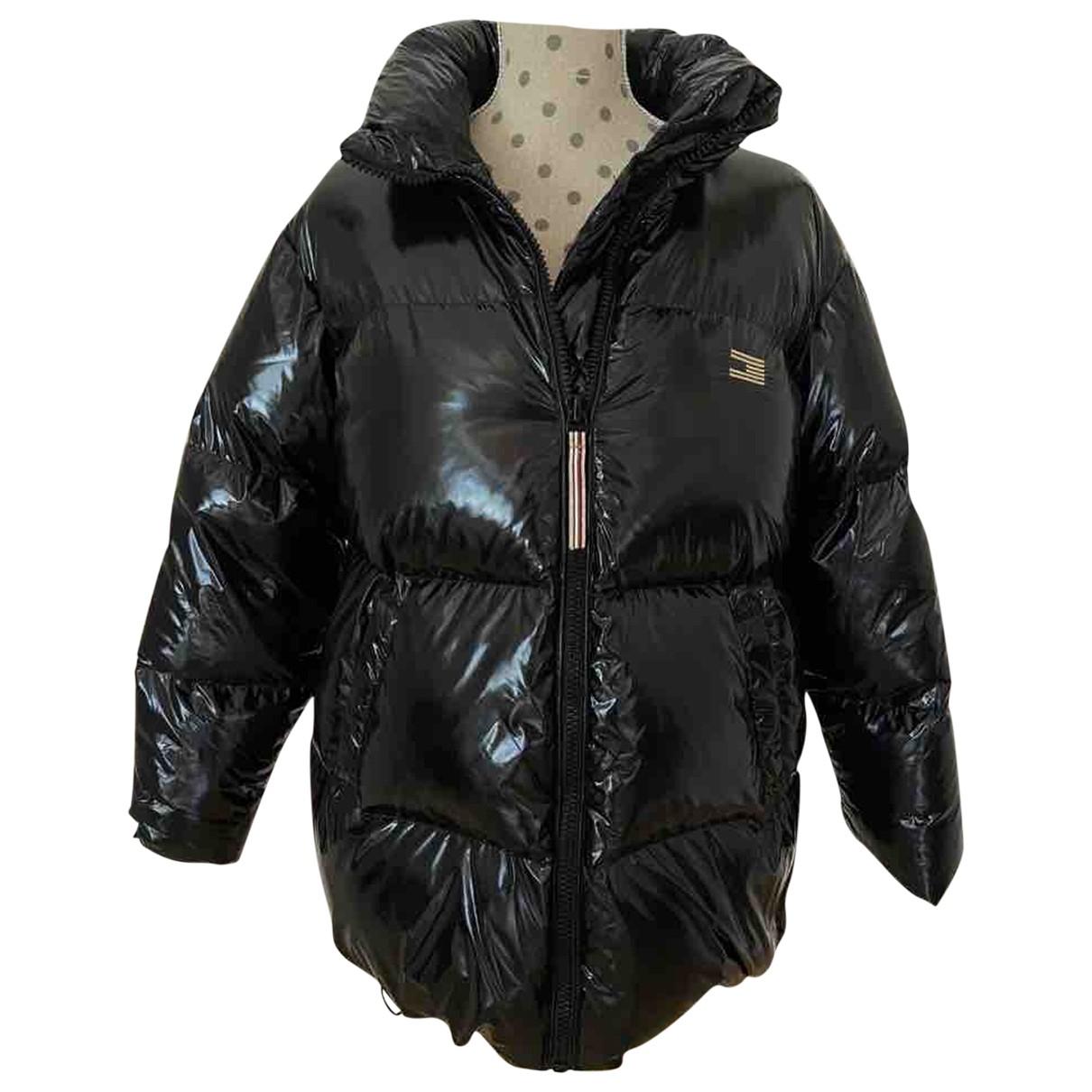 Tommy Hilfiger \N Black coat for Women M International