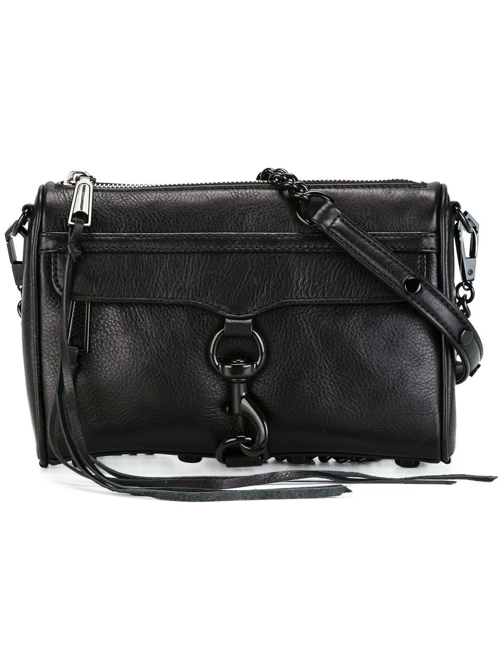 Mac Leather Mini Bag