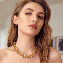 Texturierte Halskette
