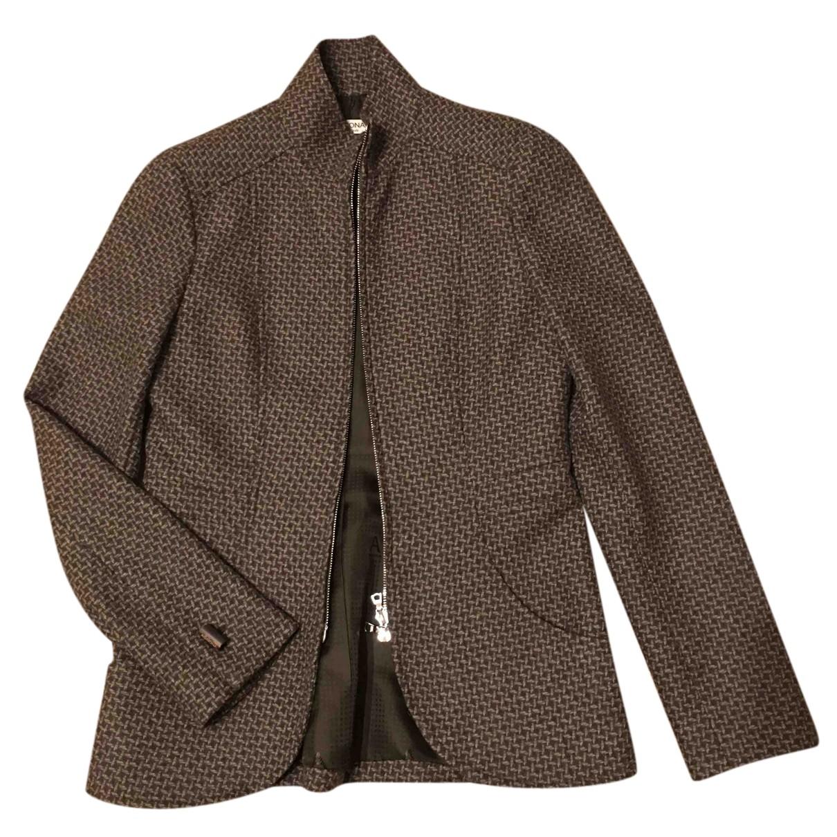 Agnona \N Jacke in Wolle