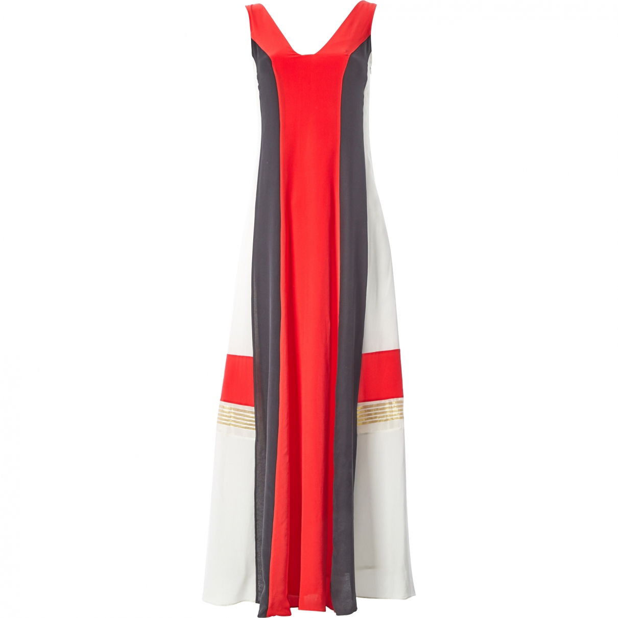 Zeus + Dione \N Multicolour Silk dress for Women 36 FR