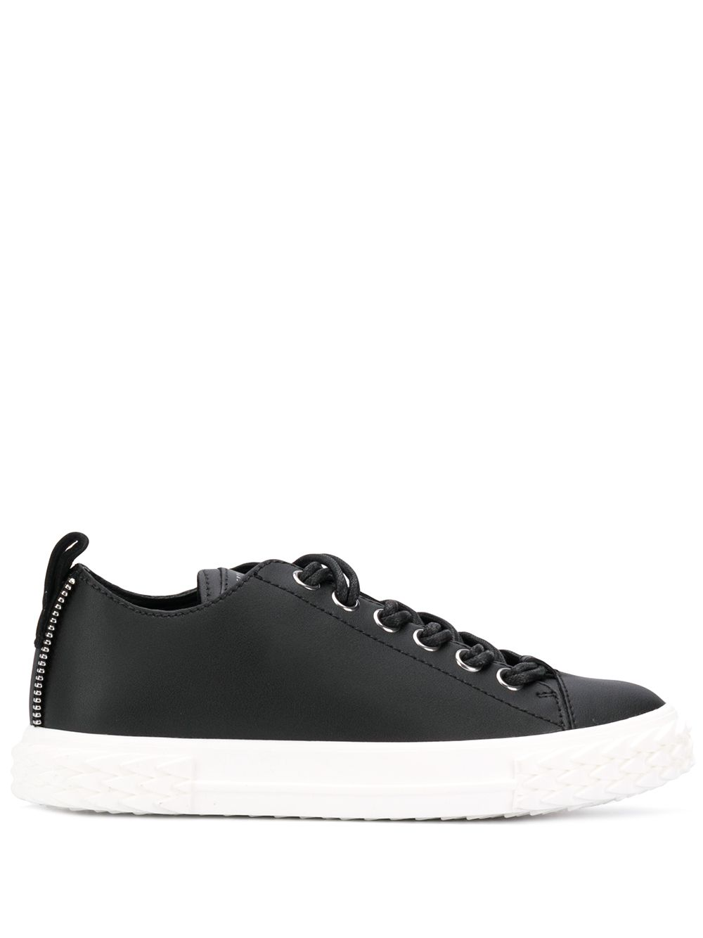 Blabber Leather Sneakers