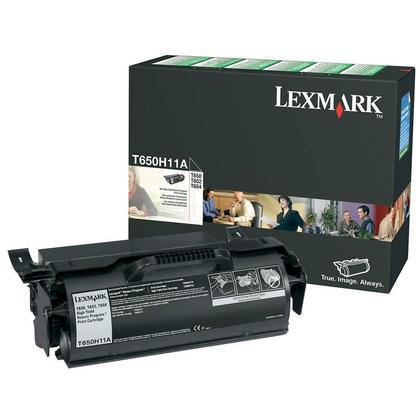 Lexmark T650H11A cartouche de toner originale noire haute capacité