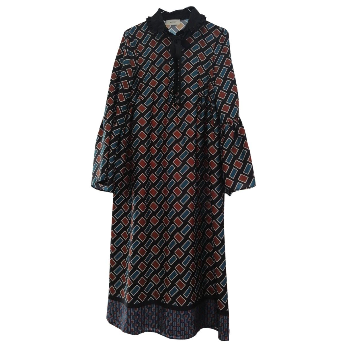 Vicolo \N Multicolour dress for Women S International