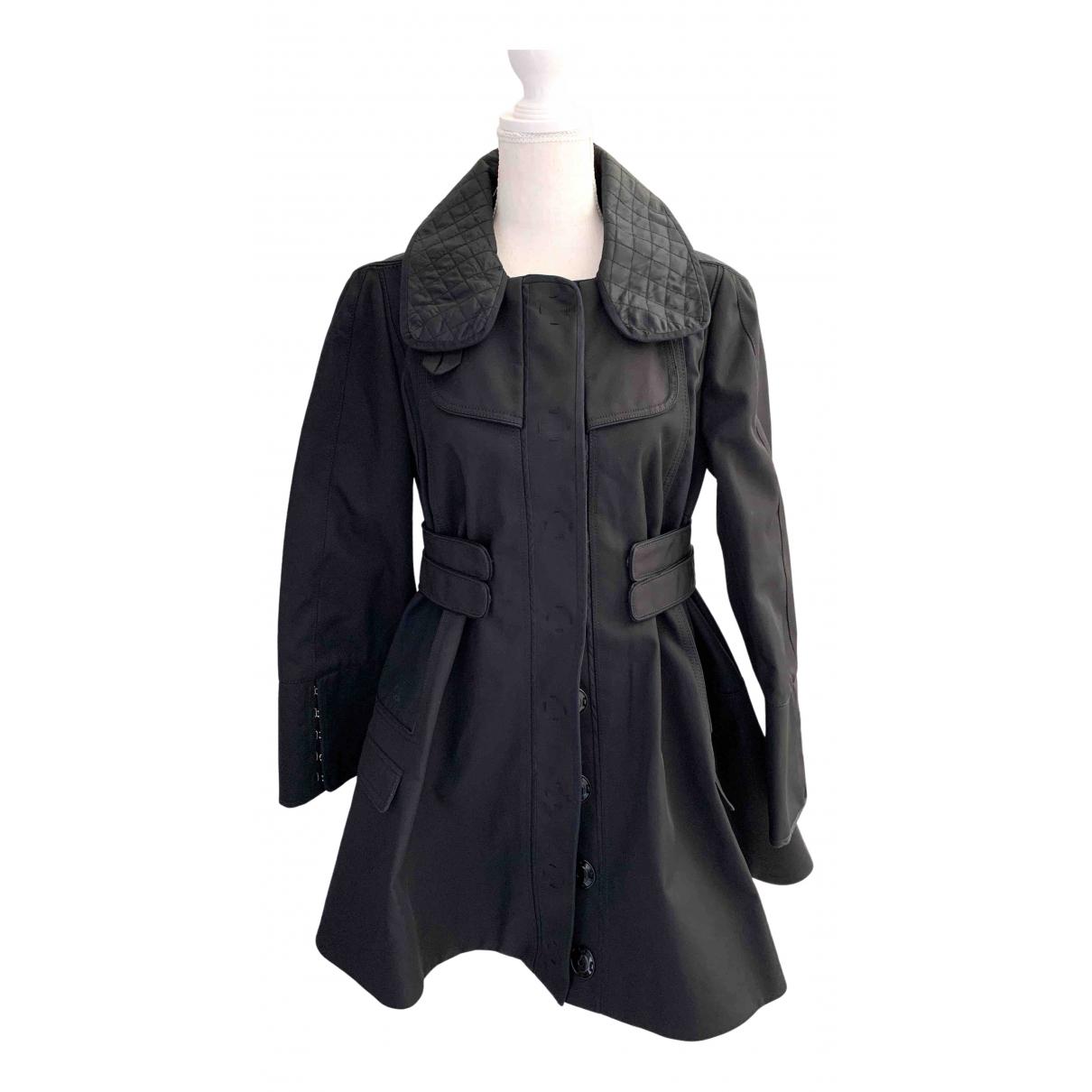 Zac Posen - Manteau   pour femme - noir