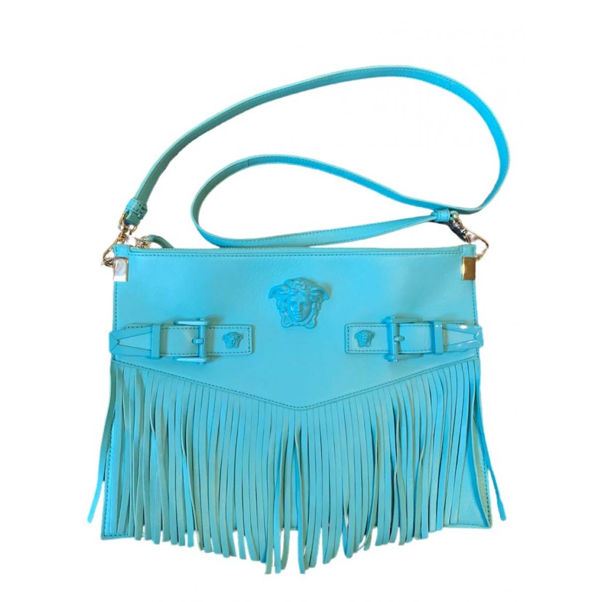Bandolera de Cuero Versace