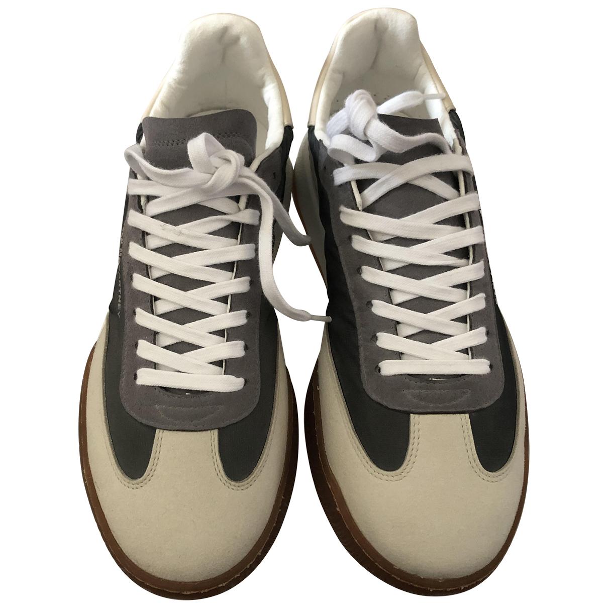 Stella Mccartney - Baskets   pour homme - blanc