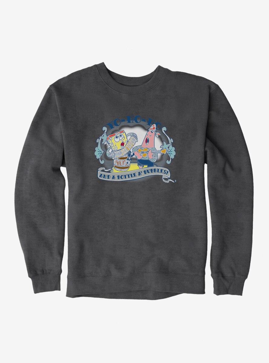 SpongeBob SquarePants Yo Ho Ho Pirate Life Sweatshirt