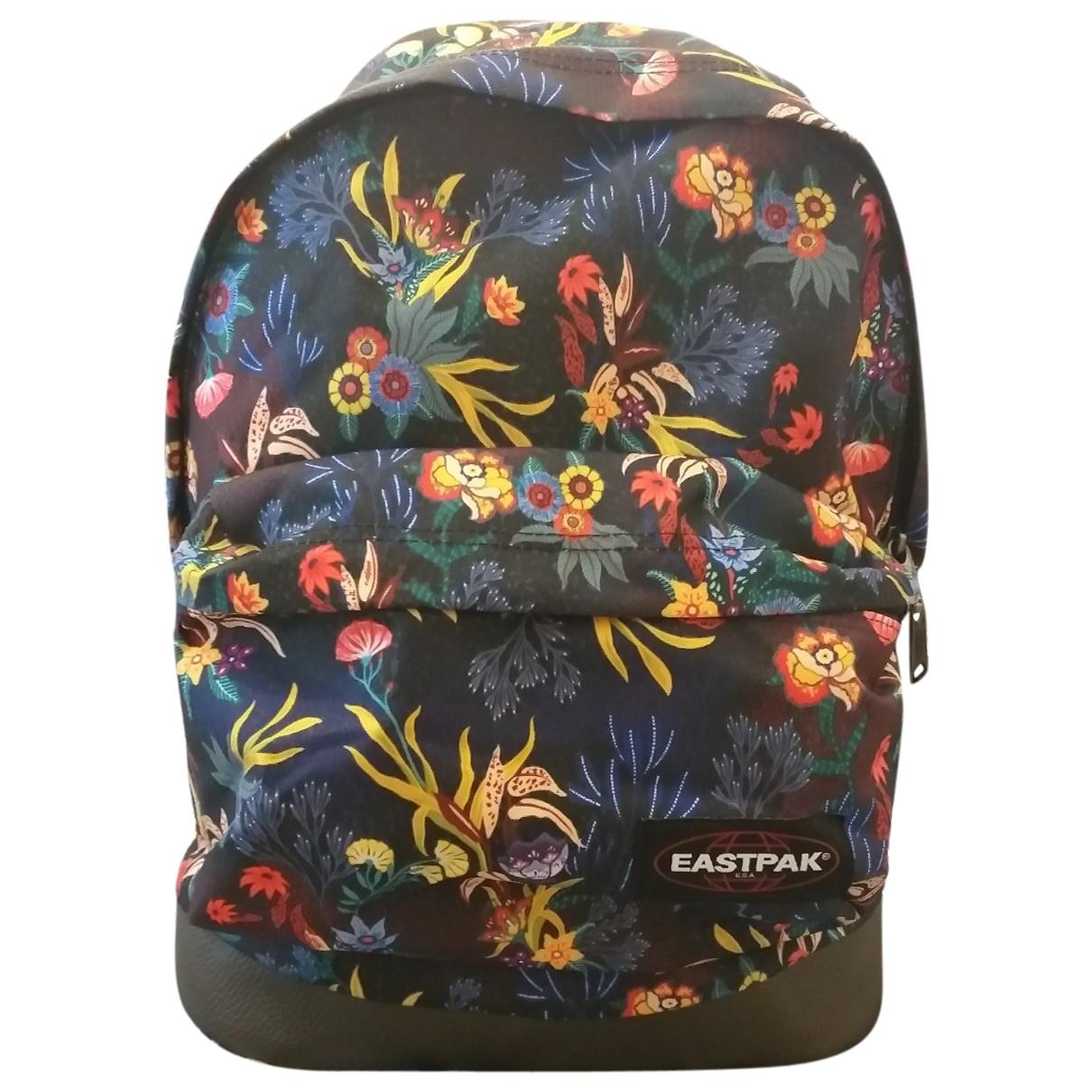 Eastpak - Sac a dos   pour femme en toile - multicolore