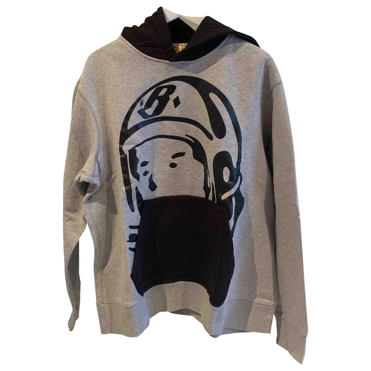 Billionaire Boys Club \N Grey Cotton Knitwear & Sweatshirts for Men XL International
