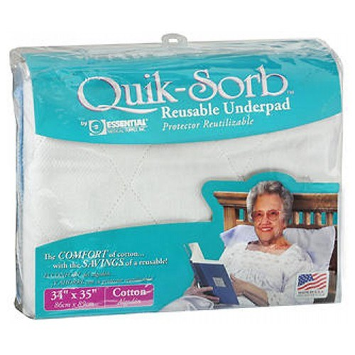 Essential Quik-Sorb Underpad 1 Each by Essential Health Products