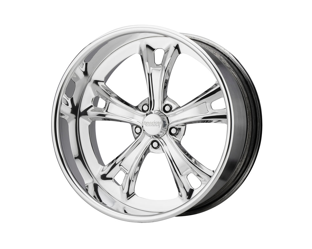 American Racing Forged VF531 Wheel 17x8 Blank +0mm Polished