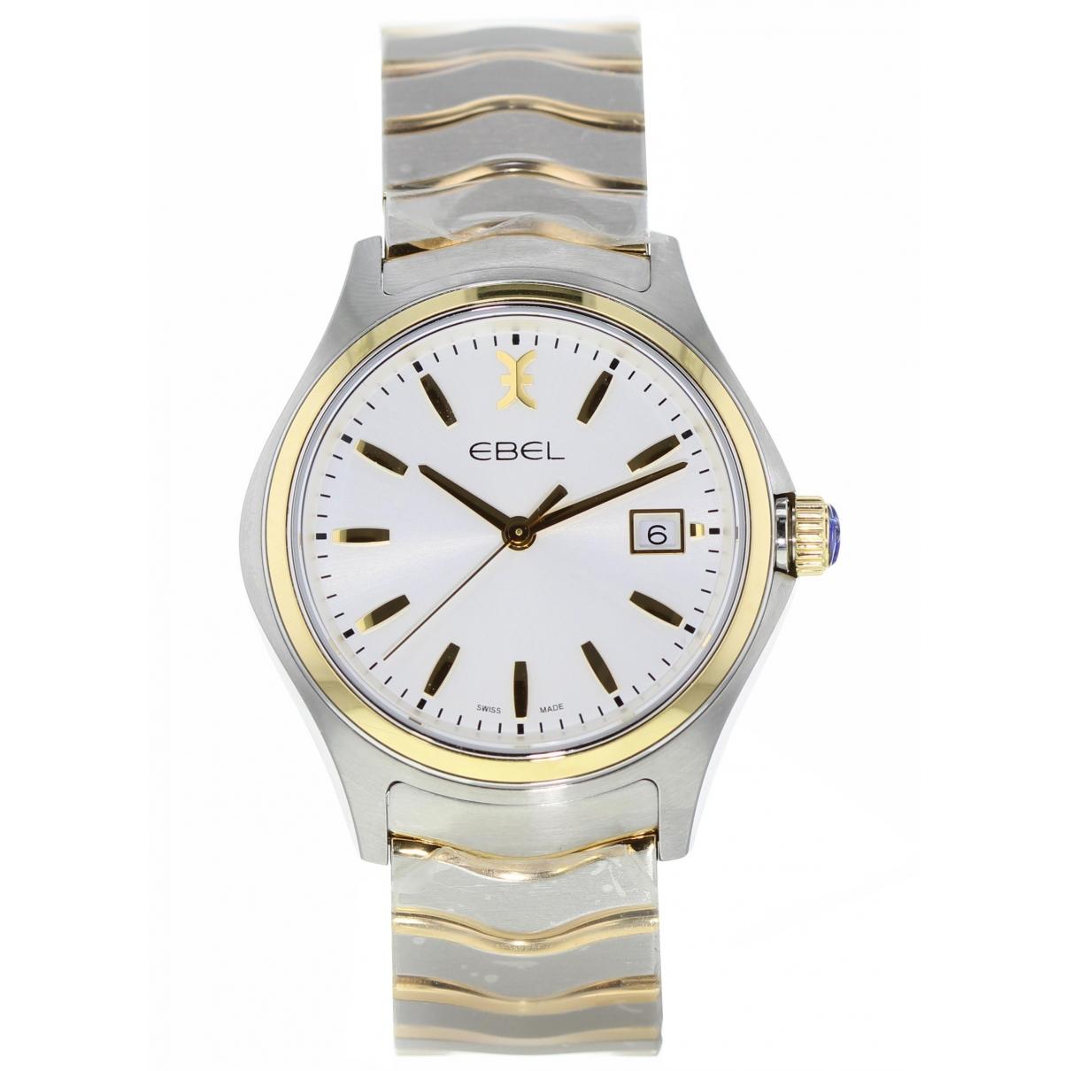 Ebel Wave Khaki White gold watch for Men \N