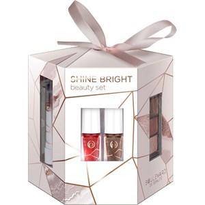 Boulevard de Beaute Make-up Lips Shine Bright Beauty Set 1 Stk.