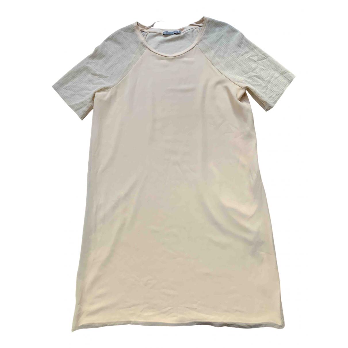 Cos \N Beige Cotton dress for Women XS International