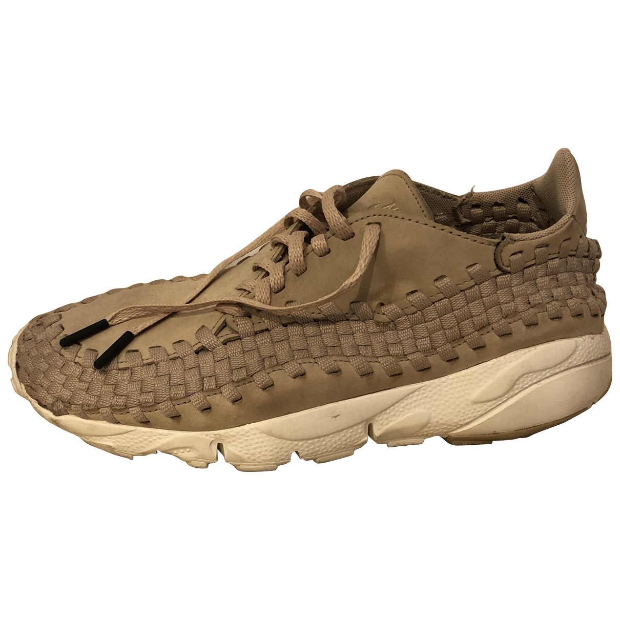 Nike Air Woven Beige Cloth Trainers for Men 40.5 EU